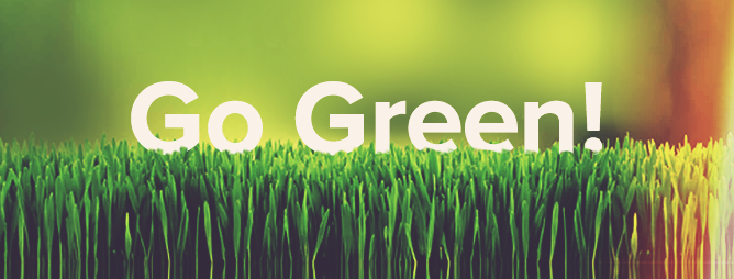 Go Green with 360Fuelcard