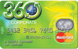 360 Universal Fuel Card