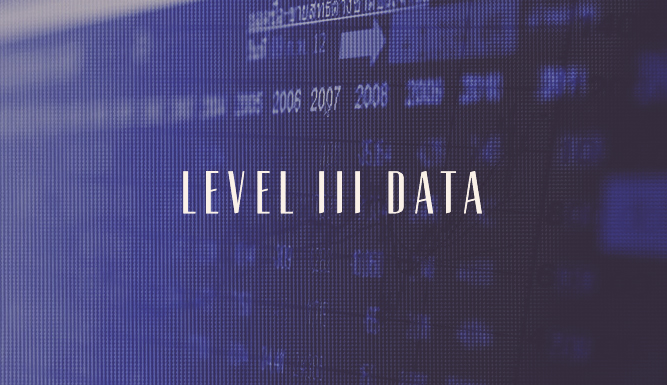 How Level III Data Helps your Fleet Move Forward