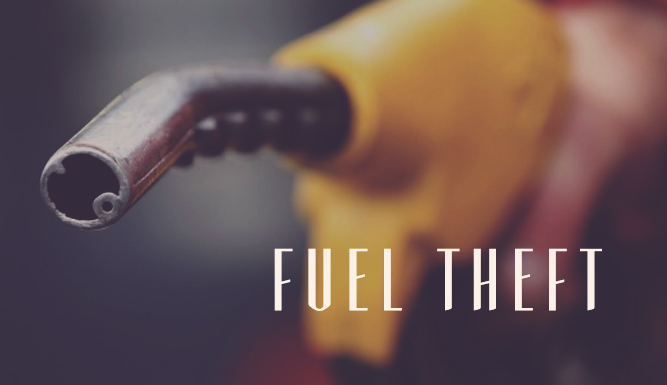 The Best Method to Combat Fuel Theft