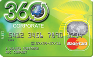 360 Small Business Fuel Card