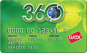 360 FlexCard Fuel Card