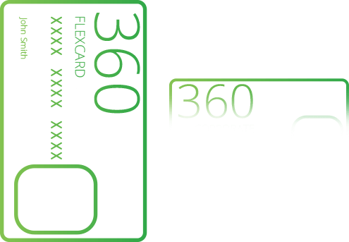 360 FlexCard Outline