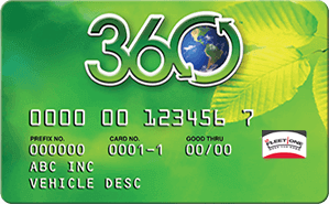 360 Over The Road Fuel Card